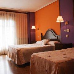 Hotel Rural Tierra de Lobos 3* Стандартный номер с различными типами кроватей фото 6