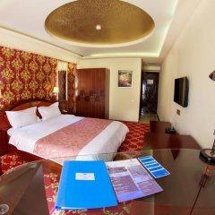 Отель Cron Palace Tbilisi 4* Стандартный номер фото 13