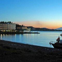 Van Sahmaran Hotel Турция, Эдремит - отзывы, цены и фото номеров - забронировать отель Van Sahmaran Hotel онлайн приотельная территория