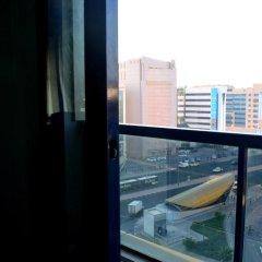 York International Hotel балкон