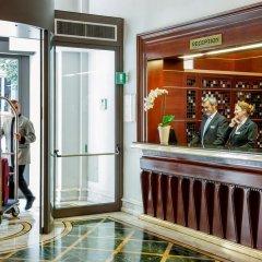 Savoy Hotel фитнесс-зал