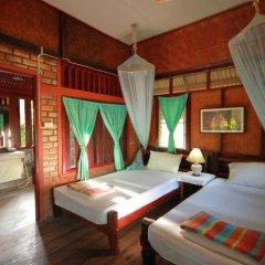 Отель Green View Village Resort 3* Бунгало с различными типами кроватей фото 15