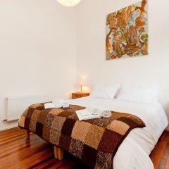 Отель Abracadabra B&B 3* Стандартный номер с двуспальной кроватью (общая ванная комната) фото 8