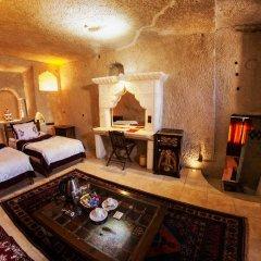 Gamirasu Hotel Cappadocia 5* Люкс с различными типами кроватей фото 17