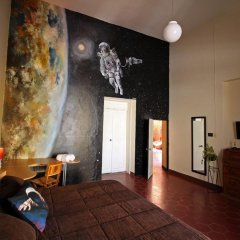 Hostel Hospedarte Centro Улучшенный номер с различными типами кроватей фото 4