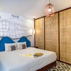 Отель Water Coconut Boutique Villas 3* Улучшенный номер с различными типами кроватей фото 4