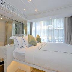 Отель Riva Arun Bangkok 4* Улучшенный номер с различными типами кроватей фото 12
