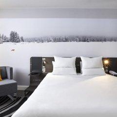 Novotel London Canary Wharf Hotel 4* Номер Делюкс с различными типами кроватей фото 2