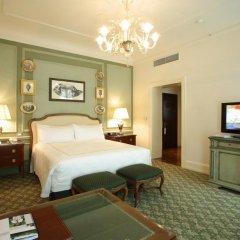 Four Seasons Hotel Firenze 5* Улучшенный номер с различными типами кроватей