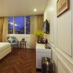 A & Em Hotel - 19 Dong Du 3* Номер Делюкс с различными типами кроватей фото 7