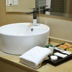 Hostalia Hotel Expo & Business Class 3* Стандартный номер с различными типами кроватей фото 2