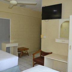 Grand Melanesian Hotel 2* Номер Делюкс с различными типами кроватей фото 5