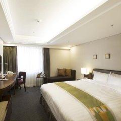 Best Western Premier Seoul Garden Hotel 4* Стандартный номер с двуспальной кроватью