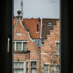 Hotel Gulden Vlies 2* Номер категории Эконом с различными типами кроватей фото 8