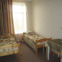 Гостиница Terem'OK na Obvodnom Стандартный номер с 2 отдельными кроватями (общая ванная комната)