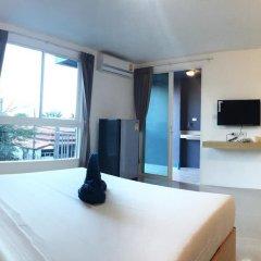 Отель Leelawadee Naka 3* Номер Делюкс разные типы кроватей фото 7