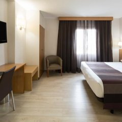 Отель Catalonia Park Güell 3* Стандартный номер с различными типами кроватей фото 16