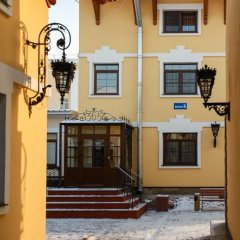 Апарт-отель 365 СПБ вид на фасад