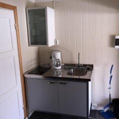 Отель Granmo Camping Студия с различными типами кроватей
