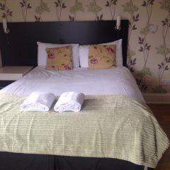 Отель The Furzedown Стандартный номер с различными типами кроватей фото 3