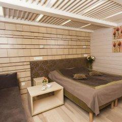 Гостиница Воеводино Курорт Коттедж с различными типами кроватей фото 4