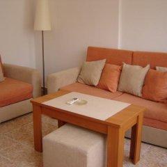 Апартаменты Bulgarienhus Polyusi Apartments Солнечный берег комната для гостей фото 5