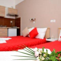 Отель Porto Pefkohori Греция, Пефкохори - отзывы, цены и фото номеров - забронировать отель Porto Pefkohori онлайн комната для гостей фото 3
