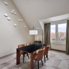 Prague Marriott Hotel 5* Представительский люкс фото 6