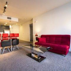 Отель Ginosi Wilshire Apartel Апартаменты с 2 отдельными кроватями фото 13