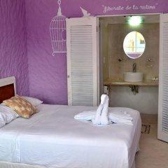 Отель Cielito Holbox 3* Стандартный номер с 2 отдельными кроватями фото 6