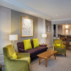 DoubleTree by Hilton Hotel Glasgow Central 4* Люкс с различными типами кроватей фото 4