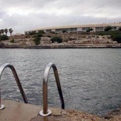 Отель Port Ciutadella Испания, Сьюдадела - отзывы, цены и фото номеров - забронировать отель Port Ciutadella онлайн пляж
