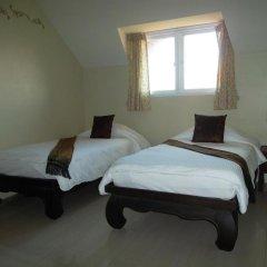 Отель Villa Thongbura 3* Студия с различными типами кроватей фото 6