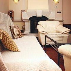 Отель Hevelius Residence Улучшенные апартаменты с различными типами кроватей фото 10