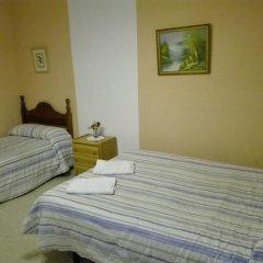 Отель Pensión Javier 2* Стандартный номер с различными типами кроватей фото 7