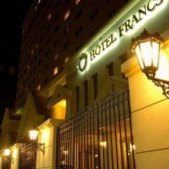 Hotel Francs вид на фасад фото 2