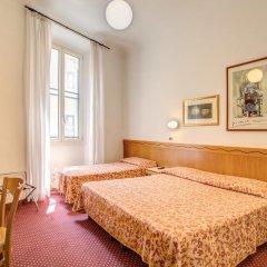 Hotel Nuova Italia 2* Стандартный номер с различными типами кроватей фото 6