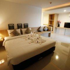 Отель Memo Suite Pattaya Люкс