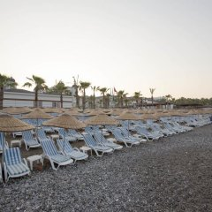 Отель Kirman Sidera Luxury & Spa - All Inclusive пляж фото 4