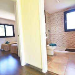 Отель Villa Adriano Вилла с различными типами кроватей фото 26