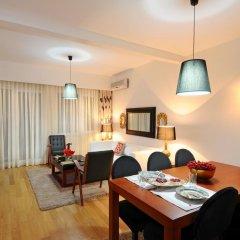 Отель Cheya Gumussuyu Residence 4* Апартаменты с различными типами кроватей фото 11