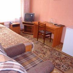 Гостиница в Тамбове Номер категории Эконом с различными типами кроватей фото 3