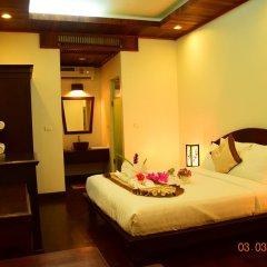 Отель Villa Chitchareune комната для гостей фото 3
