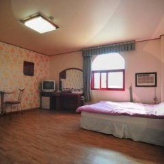 Отель Donggung Motel Южная Корея, Пхёнчан - отзывы, цены и фото номеров - забронировать отель Donggung Motel онлайн комната для гостей фото 5