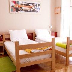 Hostel Beogradjanka Стандартный номер с различными типами кроватей фото 4