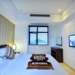 Barry Boutique Hotel Sanya 5* Представительский люкс с различными типами кроватей фото 5