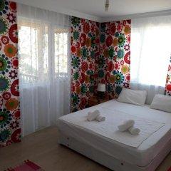 Отель Cirali Flora Pension 3* Стандартный номер с различными типами кроватей фото 4