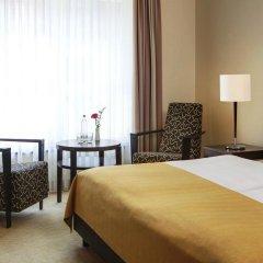 Steigenberger Hotel de Saxe 4* Улучшенный номер разные типы кроватей