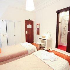 Lisboa Central Hostel Стандартный номер с различными типами кроватей фото 4