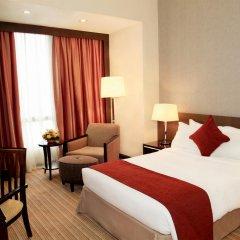 Peninsula Excelsior Hotel 4* Стандартный номер с различными типами кроватей фото 5